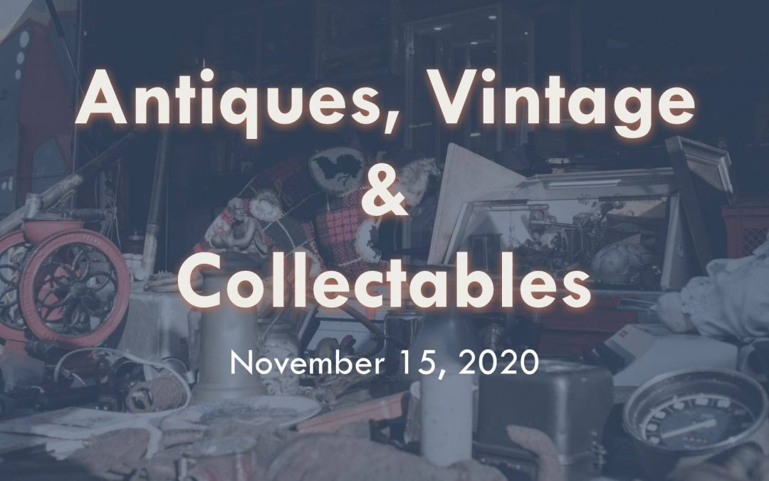 Antiques, Vintage and Collectables