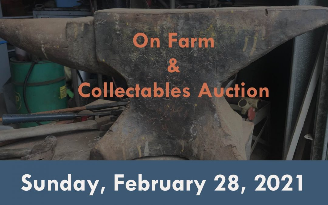 On Farm and Collectables Auction